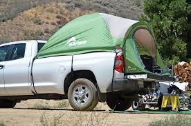 Truck Tent By Napier | Dirt Wheels Magazine