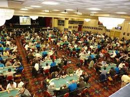 And Finally We Get To The Biggest Poker Room In World Commerce Is By A Pretty Big Margin Hosting Over 200 Tables