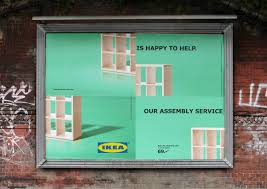 Ikea Brusali Wardrobe Instructions by Ikea Outdoor Advert By Thjnk Assembly Fail Shelf Ads Of The
