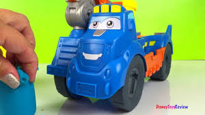 99 Chuck And Friends Tonka Trucks Play Doh Diggin Rigs And Buzzsaw Truck Is A