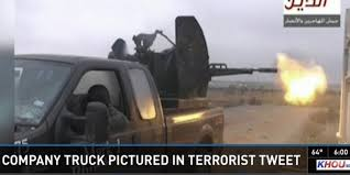 Texas Plumber Isn't Sure How Extremists In Syria Ended Up With His ... Kinloch Equipment Supply Inc Opdyke Forklift Lift Truck Sales Tx Garland Texas Repair Parts Rentals New Trucks Rpm Houston Used Tow And For Sale Dallas Wreckers Home 2014 Toyota Industrial 7fbcu15 In 1000 N First Wrecker Capitol Leb Truck Isaacs Service Tyler Longview Heavy Duty Auto Towing Heil Of East Pool