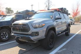 This 2017 Toyota Tacoma TRD Pro Is Ready To Go - The Drive Custom Toyota Tundra Trucks Near Raleigh And Durham Nc Truck Aftermarket Parts 2015 Gmc Canyon Now Available Tacoma Trd Sport 4x4 Reader Review Alinum Beds Alumbody Inspirational Toyota List 7th And Pattison Part 1 Car Stereo Removal Youtube Front Winch Mount Bumper For 4th Generation 052014 Raretoyota Truck Accsories Jeep Parts 3rd Gen 2016 Pure Accsories Tacoma Awesome Lifted