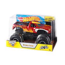 Hot Wheels Monster Jam 1:24 El Toro Loco Die-Cast Vehicle - Walmart.com