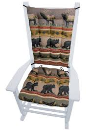 Woodlands Northwoods Rocking Chair Cushion Set - Bear – Barnett Home ... Buy Ottomans Gliders Rockers Online At Overstock Our Best Kids Its A Jungle In There Toledo Blade West Start Home Shop Avenue Greene Miya Swivel Gliding Recliner Free Shipping Vagabond House Safari Pewter Elephant Napkin Ring Wayfair Amazoncom Eames By Vitra Color Ice Grey Kitchen Ding Levo Ergonomic Baby Rocker Sweet With Beech Charlie Crane Arthur Court Center Bowl Stand Chairish Circus Picture Frame Stokke Gear Essentials Strollers Diaper Bags Toys Nordstrom Case Study Fniture Upholstered Side Shell Modernica Inc