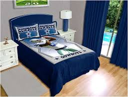 Dallas Cowboys Home Decor by Trends Dallas Cowboys Furniture In Fashionable Bedroom Home