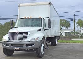 100 Truck 2014 PreOwned INTERNATIONAL 4300 Heavy Duty S Van S Straight S Dry