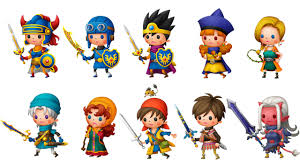 Final Fantasy Theatrhythm Curtain Call Best Characters by The Best Import Games Of 2015 Michibiku