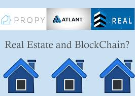 100 Atlant Real Estate Crypto And Blockchain PROPY ATLANT And REAL