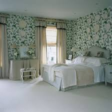 Magnificent Ideas Wallpaper For Bedroom 40 Beautiful Wallpapers A Spring Decor Image Gallery Collection