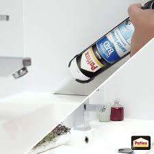 pattex dusche und bad silikon transparent