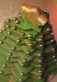 Christmas Tree Meringues Uk by Lauralovescakes 3d Cookie Christmas Tree