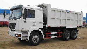 China Shacman Delong 30-35 Ton 6X4 Dump Truck - China Dump Truck ...
