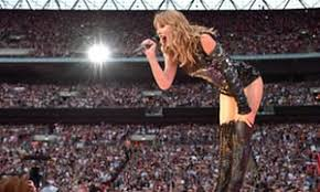 Stadium Gigs Nothing But Trouble Taylor Swift Performing At Wembley