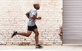 Man Running Arrythmias Heart Health