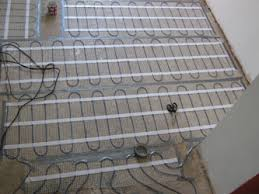 underfloor electric heating part i in by 皓 robin
