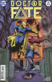 DC Comicss Doctor Fate Issue 14
