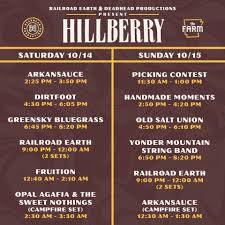 Hangtown Halloween Ball Lineup by Railroad Earth Home Facebook