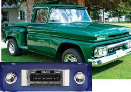 Amazon.com: Bluetooth Enabled 1964-1966 GMC Truck USA-630 II High ...