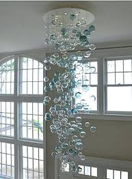 chandeliers glass balls chandelier parts the bubbles blown glass