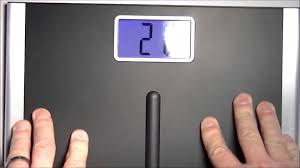 Bed Bath And Beyond Talking Bathroom Scales by Eatsmart Precision Premium Digital Scale Unboxing And Review