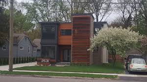 100 Cargo Container Cabins Made In Michigan Shipping Homes