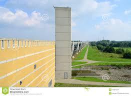 100 Magdeburg Water Bridge Stock Photo Image Of Modern Traffic 16437924