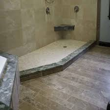 Rustic Bathtub Tile Surround by Bathroom Tile Flooring Large And Beautiful Photos Photo To