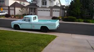 100 67 Dodge Truck FNG HereCan I Make A Protouring 65 D200 Pickup Here Is