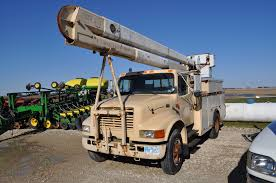 """1994 International 4700 Bucket Truck, Single Axle, 152"""" WB, DT408, 7 ... Bucketboom Truck Public Auction Nov 11 Roads Bridges 1997 Intertional 4900 Bucket Truck On Bigiron Auctions Youtube Public Surplus Auction 1345689 Jj Kane Auctioneers Hosts Sale For Duke Energy Other Firms Mat3 Bl 110 1 R Online Proxibid For Equipmenttradercom 1993 Bucket Truck Item J8614 Sold Ju Trucks Chipdump Chippers Ite Trucks Equipment Plenty Of Used To Be Had At Our Public Auctions No Machinery Big And Trailer 2002 2674 6x4 10 Wheel 79 Altec Double"""