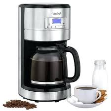 Best Programmable Coffee Maker 1 The Hamilton Beach 12 Cup Black Farberware 5