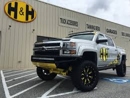 H&H Home & Truck Accessory Center - Starkville MS