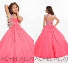rachel allan 2016 2016 pageant dresses for girls ball gown with