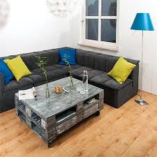 Painted Pallet Coffee Table Use Reclaimed Pallets Or Wood To Make Up A Stylish