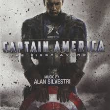 100 Silvestri Studios Captain America The First Avenger Original Soundtrack Music By Alan