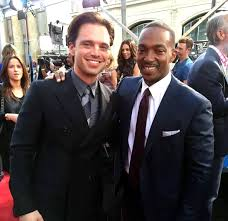 Captain America Civil War Sebastian Stan Anthony Mackie