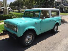 Harvey The 1969 International Harvester Scout | Scouts | Pinterest ... 1969 Intertional Scout For Sale Classiccarscom Cc1100907 Ih Harvester Pickup Truck Upper Sandusky Oh Youtube 1600 Grain Truck Item Da0462 Sold Ma Cc C1640 Tipping Tray Wwwjusttruckscomau The Street Peep 1968 Travelall C1100 Loadstar Parts Your Transtar Co4070a Running Outback 19072015 Trucks The Complete History 800a Removable Top Great Project