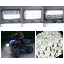 Kohree 108W Cree LED Spot/Flood Work Light Bar For Off-road Truck ... 30 480w Led Work Light Bar Combo Driving Fog Lamp Offroad Truck Work Light Bar 4x4 Offroad Atv Truck Quad Flood Lamp 8 36w 12x Amazonca Accent Off Road Lighting Lights Best Led Rock Lights Kit For Jeep 8pcs Pod 18inch 108w Led Cree For Offroad Suv Hightech Rigid Industries Adapt Recoil 2017 Ford Raptor Race Truck Front Bumper Light Bar Mount Foutz Spotlight 110 Rc Model Car Buggy Ctn 18w Warning 63w Dg1 Dragon System Pods Rock Universal Fit Waterproof Cars