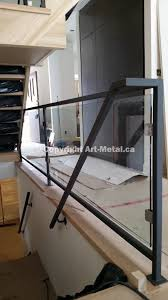 Glass Railing Systems Toronto - Stair, Balcony, Deck, Interior ... Glass Stair Rail With Mount Railing Hdware Ot And In Edmton Alberta Railingbalustrade Updating Stairs Railings A Split Level Home Best 25 Stair Railing Ideas On Pinterest Stairs Hand Guard Rails Sf Peninsula The Worlds Catalog Of Ideas Staircase Photo Cavitetrail Philippines Accsories Top Notch Picture Interior Decoration Design Ideal Ltd Awnings Wilson Modern Staircase Decorating Contemporary Dark