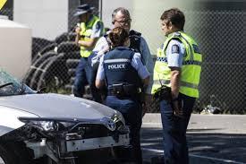 Tourist Killed After Van Shunts Car Into Path Of Truck   Stuff.co.nz