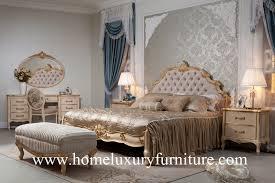 chambre royal le roi bed de chambres à coucher et conception royale moderne de
