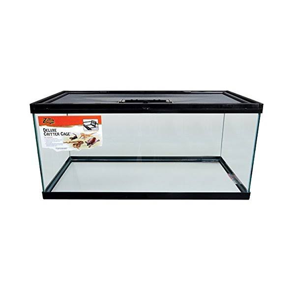 Zilla Deluxe Critter Cage with Feeding Door