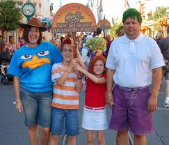 Phineas And Ferb Halloween by Mickey U0027s Not So Scary Halloween Party My Disney Magic