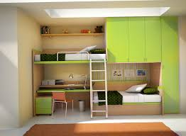 delighful cool bunk bed with desk of marvellous kids 40 ideas for