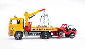 100 Bruder Tow Truck Mua Sn Phm Man Tga With Cross Country Vehicle T