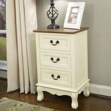 White 3 Drawer Dresser Walmart by Better Homes And Gardens Two Tone 3 Drawer Accent Table Multiple