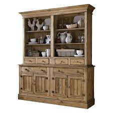 Dining Room Furnishing Kincaid Solid Wood Open Hutch Buffet Homecoming