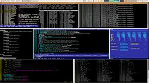 Tiling Window Manager Osx by Is There Any Multiple Terminal Emulator For Mac Os Ask Different