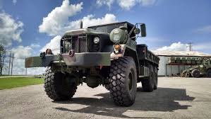 100 5 Ton Military Truck For Sale Air Conditioning Best Resource