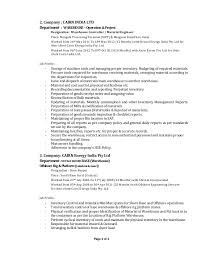 Automobile Resume Template Free Word PDF Documents Download Good