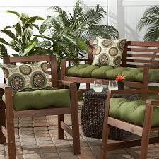 Wayfair Dining Room Chair Cushions by Amazon Com Greendale Home Fashions 20 Inch Indoor Outdoor Chair
